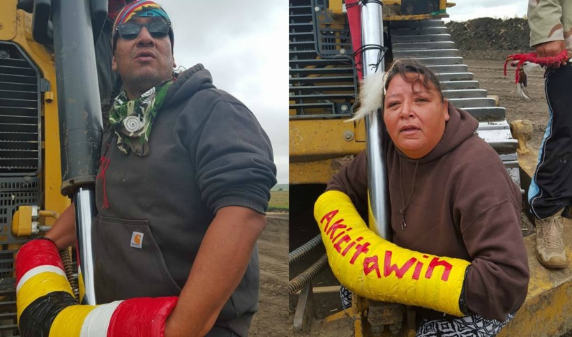 dakota-access-pipeline-lockdowns